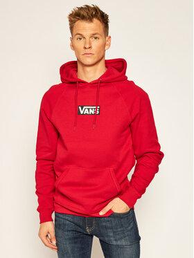 Vans Vans Bluză Versa Standard VN0A49SN Roșu Regular Fit