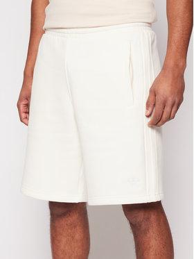 adidas adidas Pantaloni scurți sport adicolor 3-Stripes GN3457 Bej Regular Fit