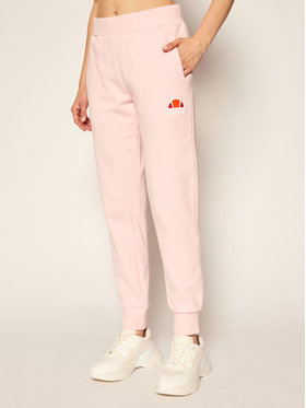 Ellesse Ellesse Teplákové kalhoty Forza Jog SGS08749 Růžová Regular Fit