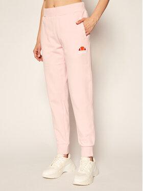 Ellesse Ellesse Teplákové nohavice Forza Jog SGS08749 Ružová Regular Fit