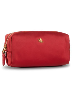 Lauren Ralph Lauren Lauren Ralph Lauren Kosmetiktasche Slim Pouch 432802936002 Rot