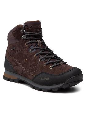 CMP CMP Туристически Alcor Mid Treking Shoes Wp 39Q4907 Кафяв
