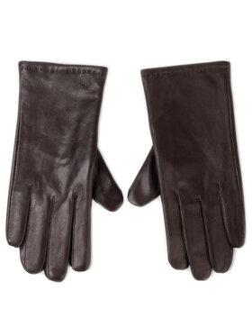 Strellson Strellson Pánské rukavice 3902 Hnědá