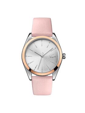 Lacoste Lacoste Zegarek Parisienne 2001098 Różowy