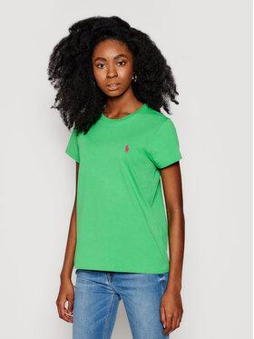 Polo Ralph Lauren Polo Ralph Lauren Tricou Ssl 211734144042 Verde Regular Fit