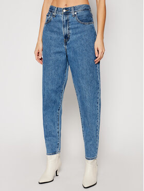 Levi's® Levi's® Džinsai High Loose Taper 17847-0004 Mėlyna Relaxed Fit