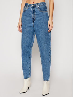 Levi's® Levi's® Jeansy High Loose Taper 17847-0004 Modrá Relaxed Fit