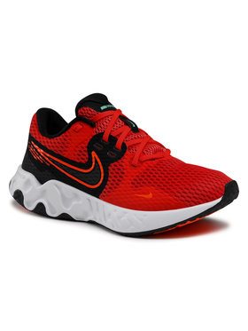 Nike Nike Cipő Renew Ride 2 CU3507 600 Piros
