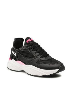 Fila Fila Sneakersy Dynamico Low Wmn 1010834.25Y Čierna