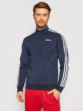 adidas adidas Bluza Essentials 3-Stripes Tricot DU0445 Granatowy Regular Fit