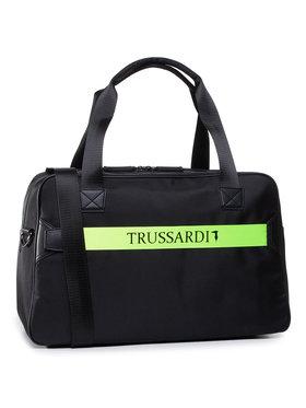 Trussardi Trussardi Jeans Sac Ortisei Travel Md 71B00224 Noir