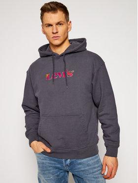 Levi's® Levi's® Sweatshirt Graphic 38479-0025 Grau Relaxed Fit