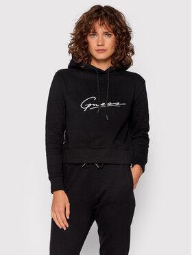 Guess Guess Sweatshirt O1BA09 KAOR1 Schwarz Regular Fit