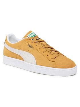 Puma Puma Sneakersy Suede Classic XXI 374915 05 Żółty