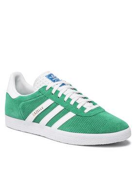 adidas adidas Buty Gazelle H02215 Zielony