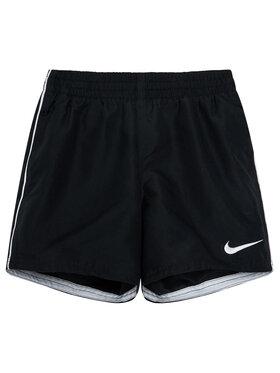 Nike Nike Szorty sportowe 4' Volley NESSA778 Czarny Regular Fit