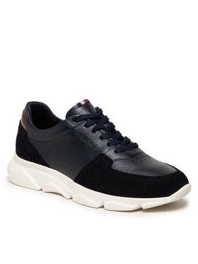 Tommy Hilfiger Tommy Hilfiger Sneakersy Craft Sustainable Modern Runner FM0FM03831 Granatowy