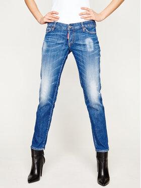 Dsquared2 Dsquared2 Blugi Slim Fit Jennifer S75LB0323 Albastru Slim Fit
