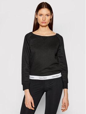 Calvin Klein Underwear Calvin Klein Underwear Majica dugih rukava Modern 000QS5718E Crna Regular Fit