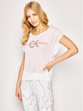 Calvin Klein Performance Calvin Klein Performance T-Shirt Cropped Short Sleeve 00GWS0K180 Cropped Fit