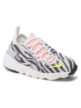 Nike Nike Обувки Air Footscape Nxn CK3321 100 Сив
