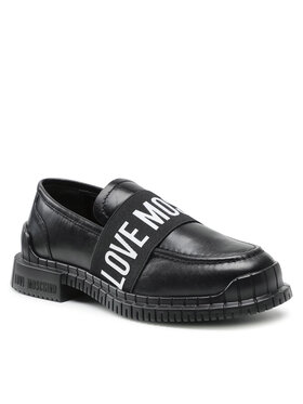 LOVE MOSCHINO LOVE MOSCHINO Обувки JA10143G1DIA0000 Черен