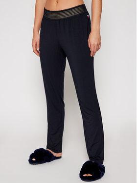 TOMMY HILFIGER TOMMY HILFIGER Pantaloni di tessuto UW0UW02550 Blu scuro Regular Fit
