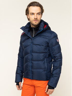 Rossignol Rossignol Lyžařské kalhoty Ski Ski RLIMP03 Oranžová Regular Fit