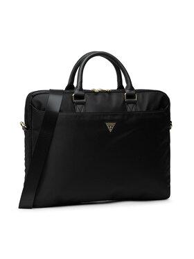 Guess Guess Τσάντα για laptop GUCB15 NTMLBK Μαύρο