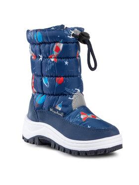 Playshoes Playshoes Stivali da neve 193012 Blu