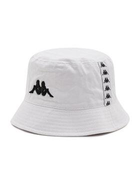 Kappa Kappa Bucket Hat Gunther 307114 Weiß