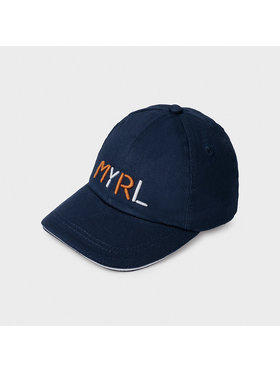 Mayoral Mayoral Καπέλο Jockey 10025 Σκούρο μπλε