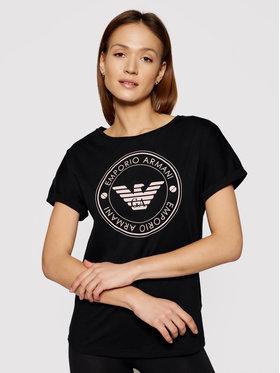 Emporio Armani Underwear Emporio Armani Underwear Tričko 164340 1P255 00020 Sivá Regular Fit