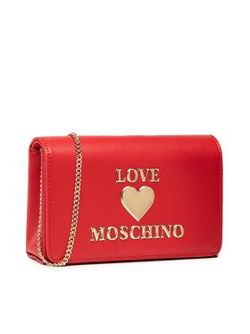 LOVE MOSCHINO LOVE MOSCHINO Дамска чанта JC4083PP1DLF0500 Червен