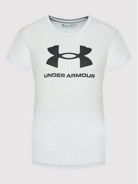 Under Armour Under Armour T-Shirt 1363282 Šedá Loose Fit
