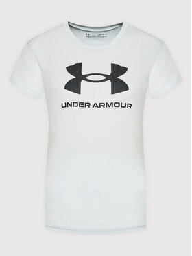 Under Armour Under Armour T-Shirt 1363282 Szary Loose Fit