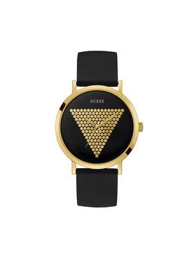 Guess Guess Uhr Imprint W1161G1 Schwarz