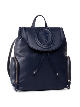 Trussardi Jeans Trussardi Jeans Plecak Lisbona Backpack Md 75B00963 Granatowy