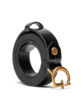 Guess Guess Moteriškas Diržas Raffie Belts BW7495 VIN25 Juoda