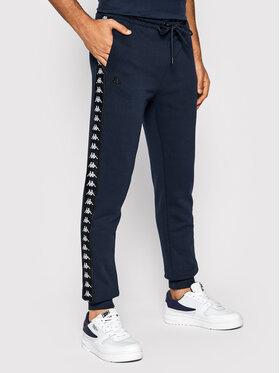 Kappa Kappa Spodnie dresowe Jenner 310014 Granatowy Regular Fit