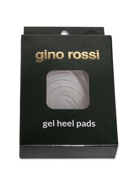 Gino Rossi Gino Rossi Gélové polovložky Gel Heel Pads W Biela