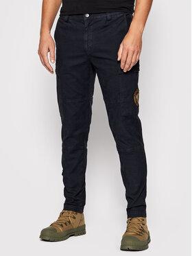 Aeronautica Militare Aeronautica Militare Текстилни панталони 212PA1467CT2920 Черен Regular Fit