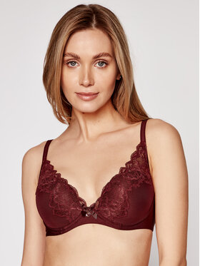 Chantelle Chantelle Reggiseno Push-up Orangerie C67620 Bordeaux