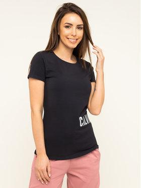 Calvin Klein Performance Calvin Klein Performance T-Shirt 00GWH9K113 Μαύρο Regular Fit