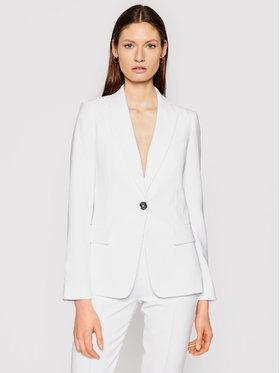 MICHAEL Michael Kors MICHAEL Michael Kors Blazer MS1100KENX Blanc Regular Fit