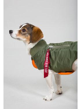 Alpha Industries Alpha Industries Gecă pentru câini 163901 Verde