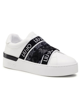Liu Jo Liu Jo Sneakers Silvia 34 BA1031 EX014 Blanc