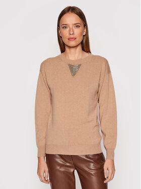 Peserico Peserico Sweater S99155F12 9018G Bézs Regular Fit