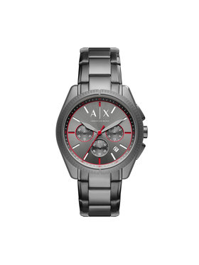 Armani Exchange Armani Exchange Laikrodis Horloge AX2851 Sidabrinė