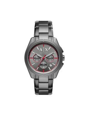 Armani Exchange Armani Exchange Zegarek Horloge AX2851 Srebrny